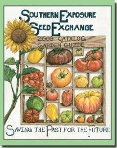 southern exposure seed exchange planting guide