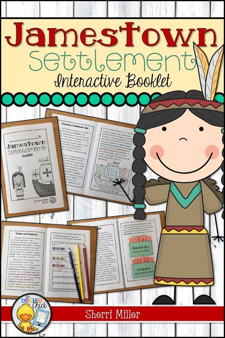 an english settlement at jamestown guided reading