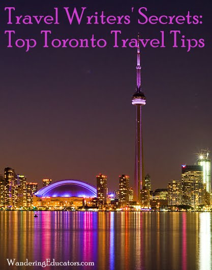work with a travel guide in toronto
