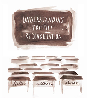 truth healing and reconciliation reflection guides
