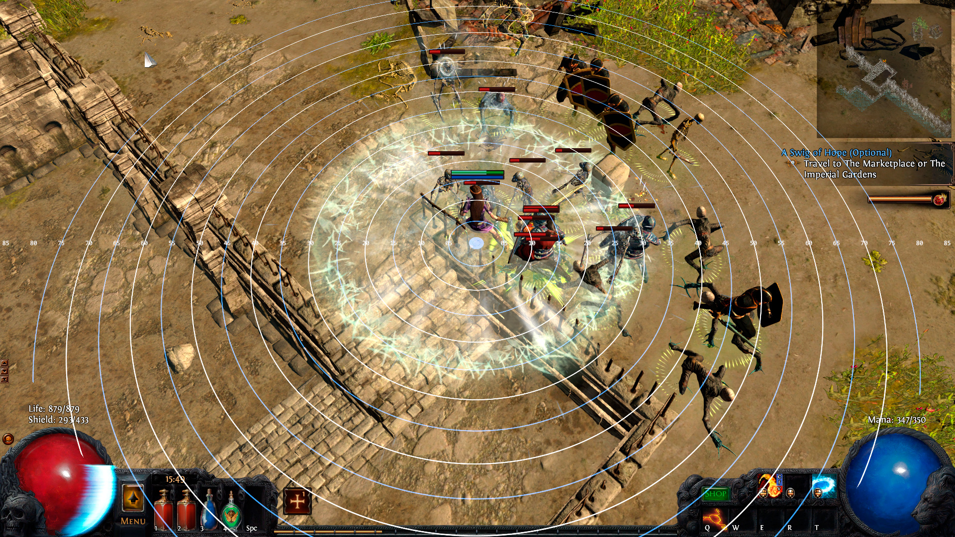 path of exile endgame guide