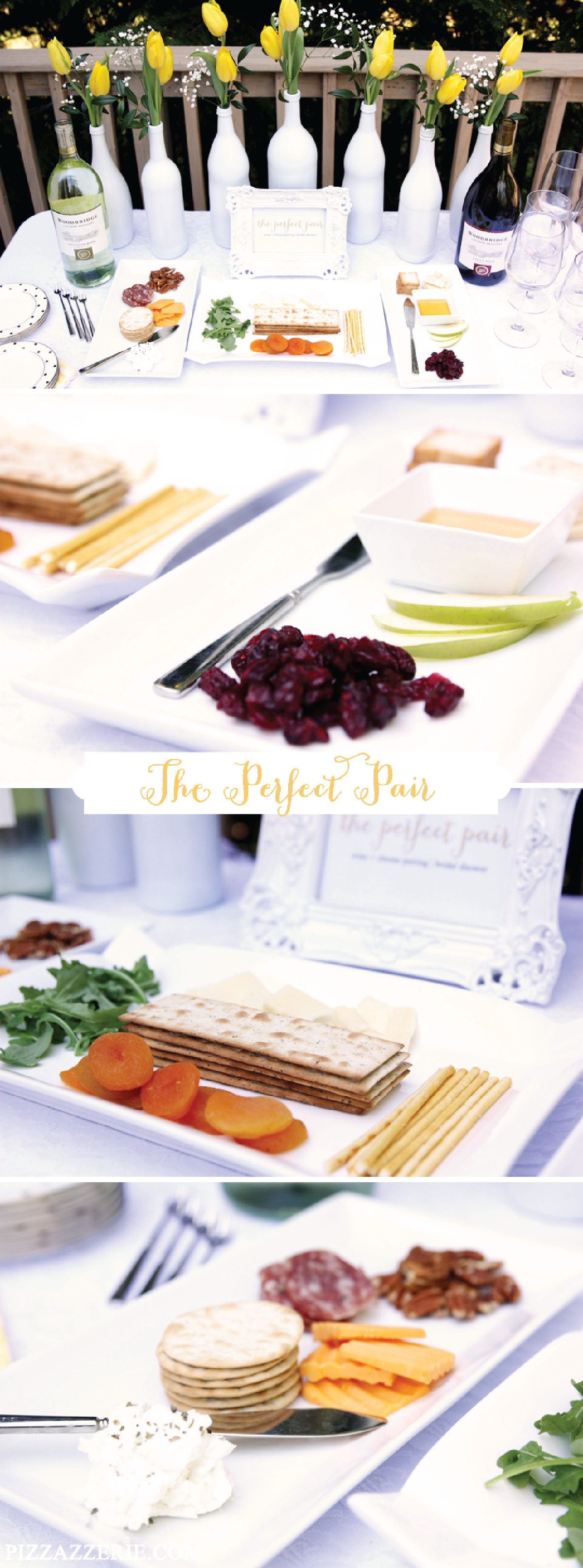 food and wine guide to perfect pairings