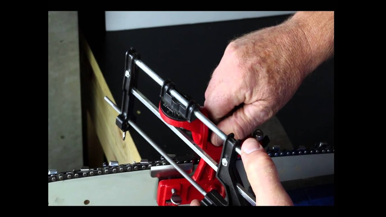 grizzly chain saw filing guide review