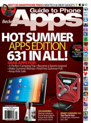 beckett guide to phone apps magazine