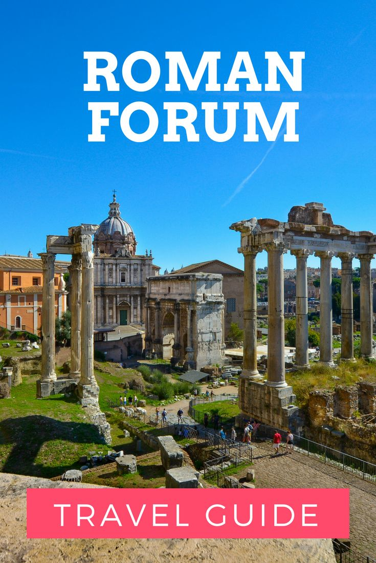 best guide to rome italy