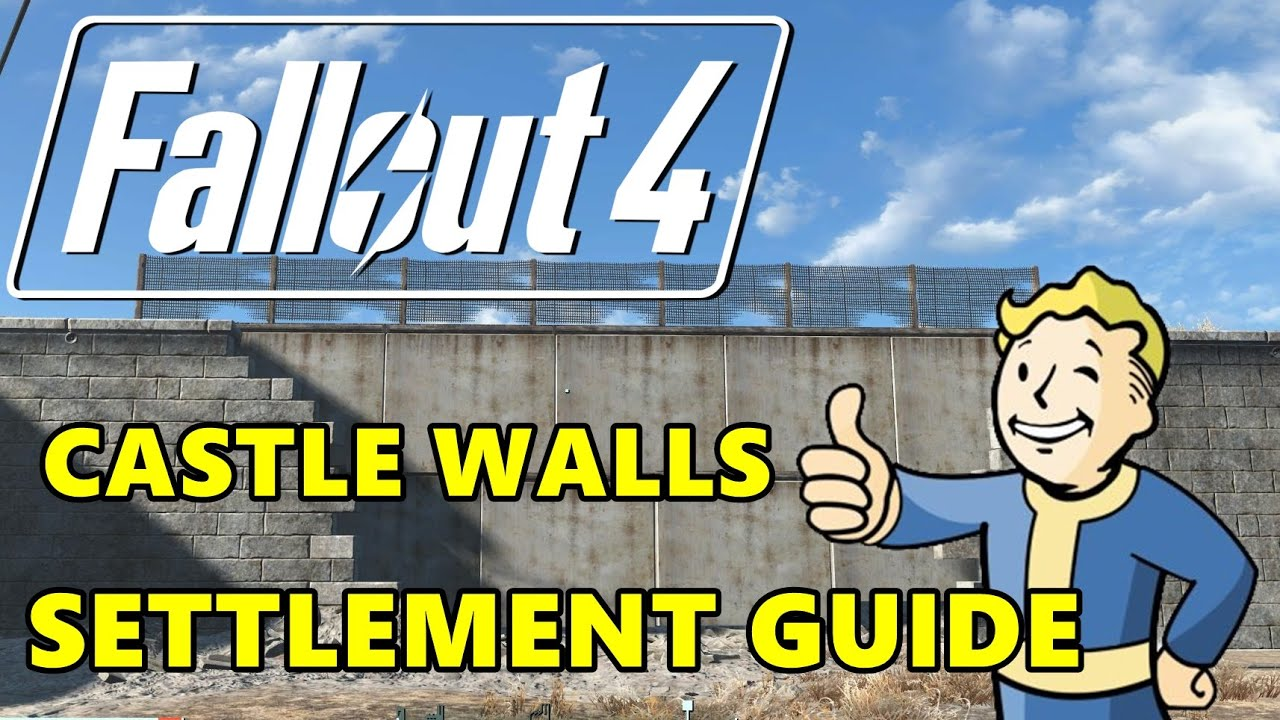 fallout 4 settlement guide youtube