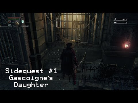 eileen the crow quest line guide