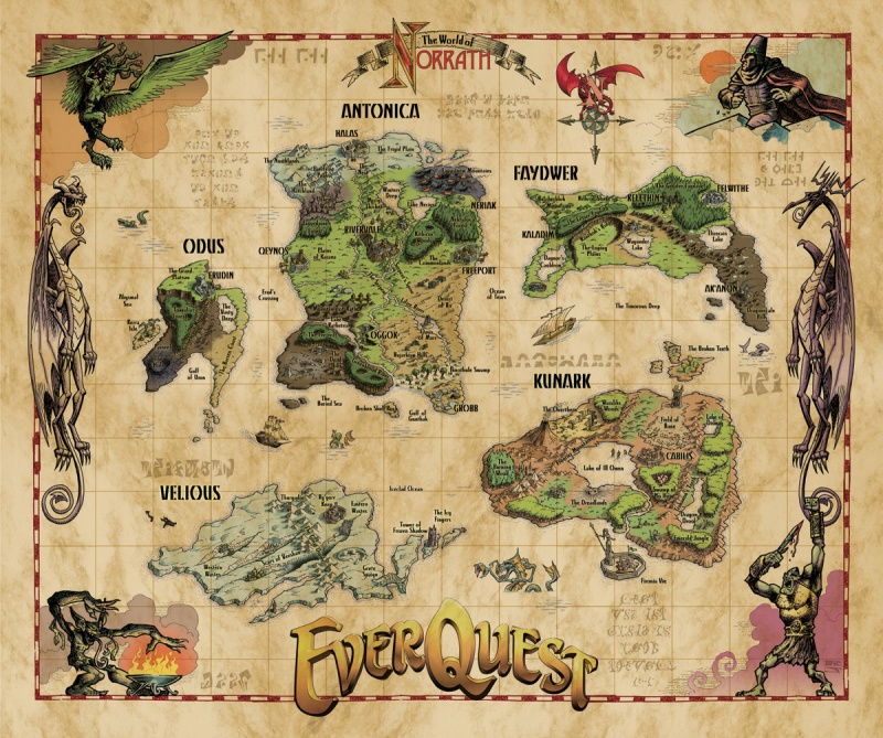 everquest project 1999 zone leveling guide solo