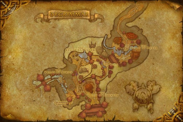vanilla wow cooking fishing guide horde