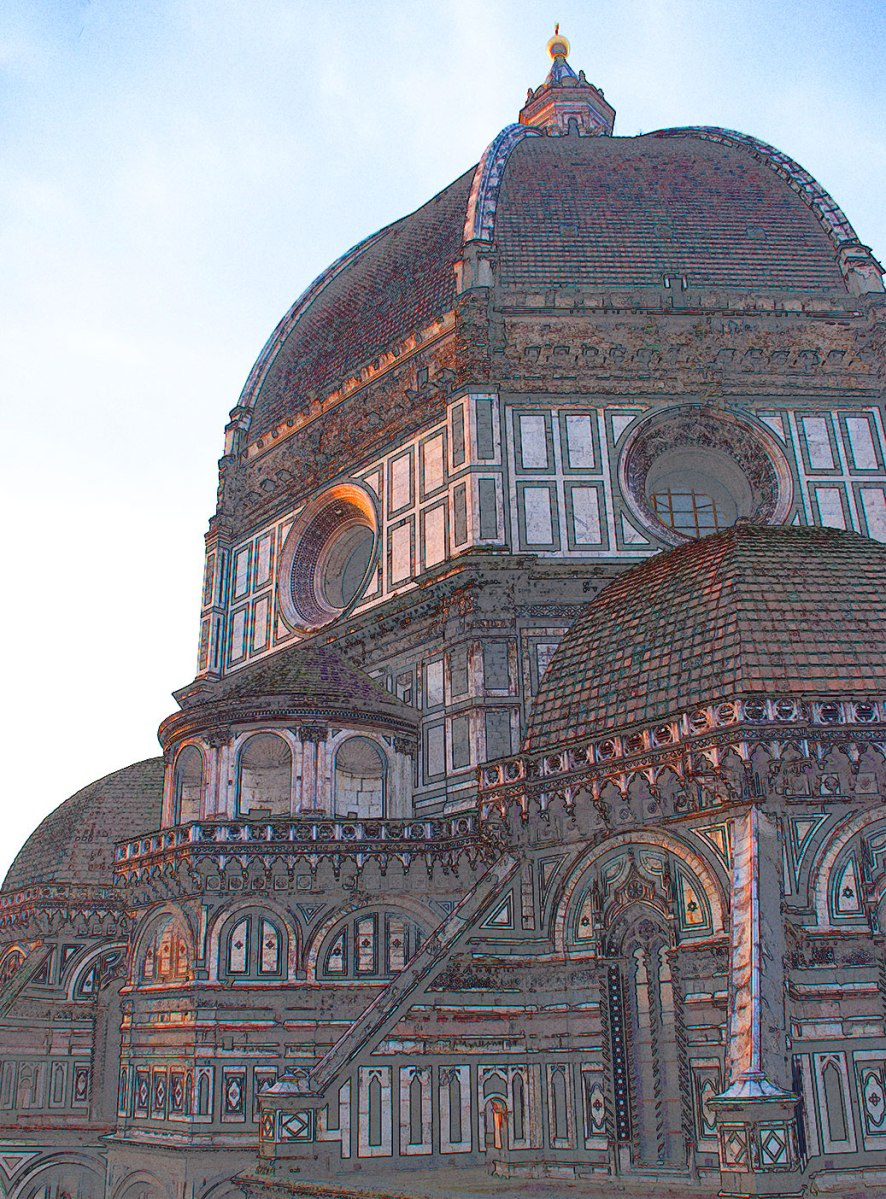 florence and tuscany guide book