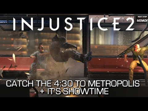 injustice 2 trophy guide and roadmap