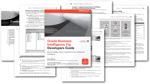 oracle business intelligence 11g developers guide ebook
