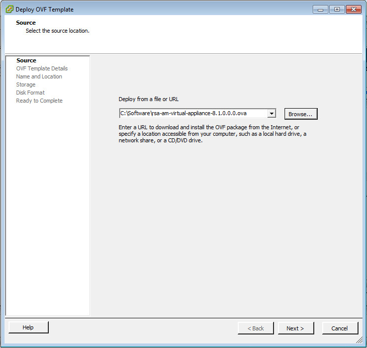rsa key manager appliance deployment guide