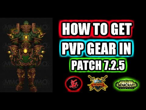 wow pvp guide for beginners legion